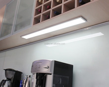 standard size LED panel light without sensor switch