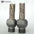 Stone cutting CNC router bit for 3, 4, 5 teeth can be customized