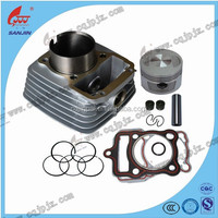 Chinese motorcycle parts cylinder block comp factory CG175-4 cylinder block comp for engine