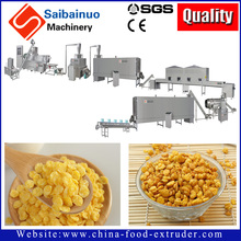 high quality Toasted Corn flakes processing machines manufactured in China