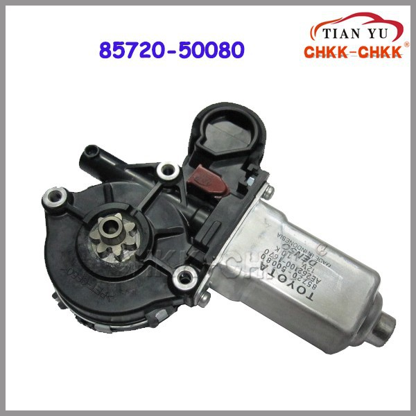 Hot selling power window lifter motor 85720-50080 for TOYOTA LEXUS LS430