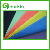 A variety of specifications ramie plain dyed high quality woven fabric