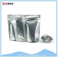 food & medical packing use printed Aluminum Laminated foil pouch/bags