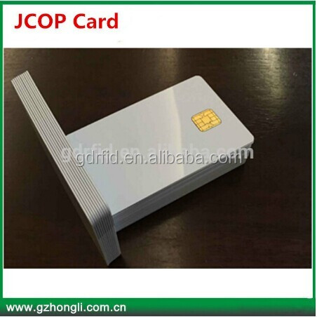 J3A081 Card 80K EEPROM memory dual interface contactless JAVA Card