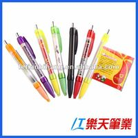 LT-B224 popular advertising banner pen for promotion