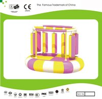 swing boat for indoor playground soft play house amusement park