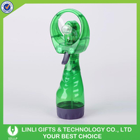 Wholesale Outdoor Cooling Portable Mini Water Mist Fan With Logo Printing