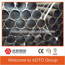 High precision and durable galvanized STK500 Scaffolding pipe