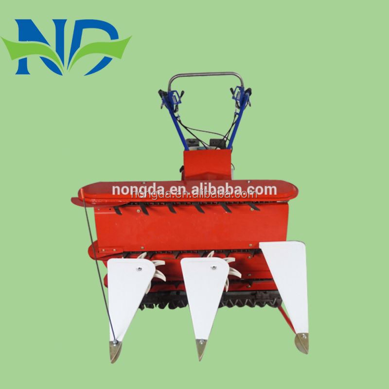 Farm used red pepper reaping machine