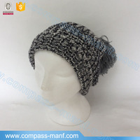 New Cuffed Heavy Acrylic Winter Beanie Knitted Hat