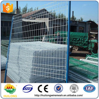 Wire Mesh Metal High Security Apartment Garden Backyard Fence