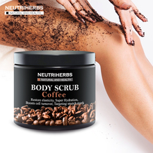 Deeply Clean Series Exfoliate Body Scrub coffee wholesale body scrub containers herbal facial scrub