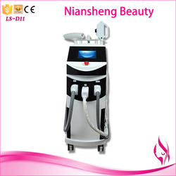 OEM Professional SHR IPL Elight Laser hair removal machine, E Light IPL RF beauty equipment