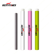 promotional high quality 1ml disposable cbd slim vape pen 510 tank cotton wick 800puffs