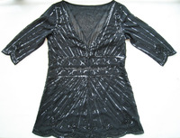 Lady New Arrival Sequin Dress Fashion