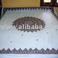 Madhubani Painting in Bed Covers