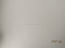 New white embossed leather grain pvc film or sheet or foil
