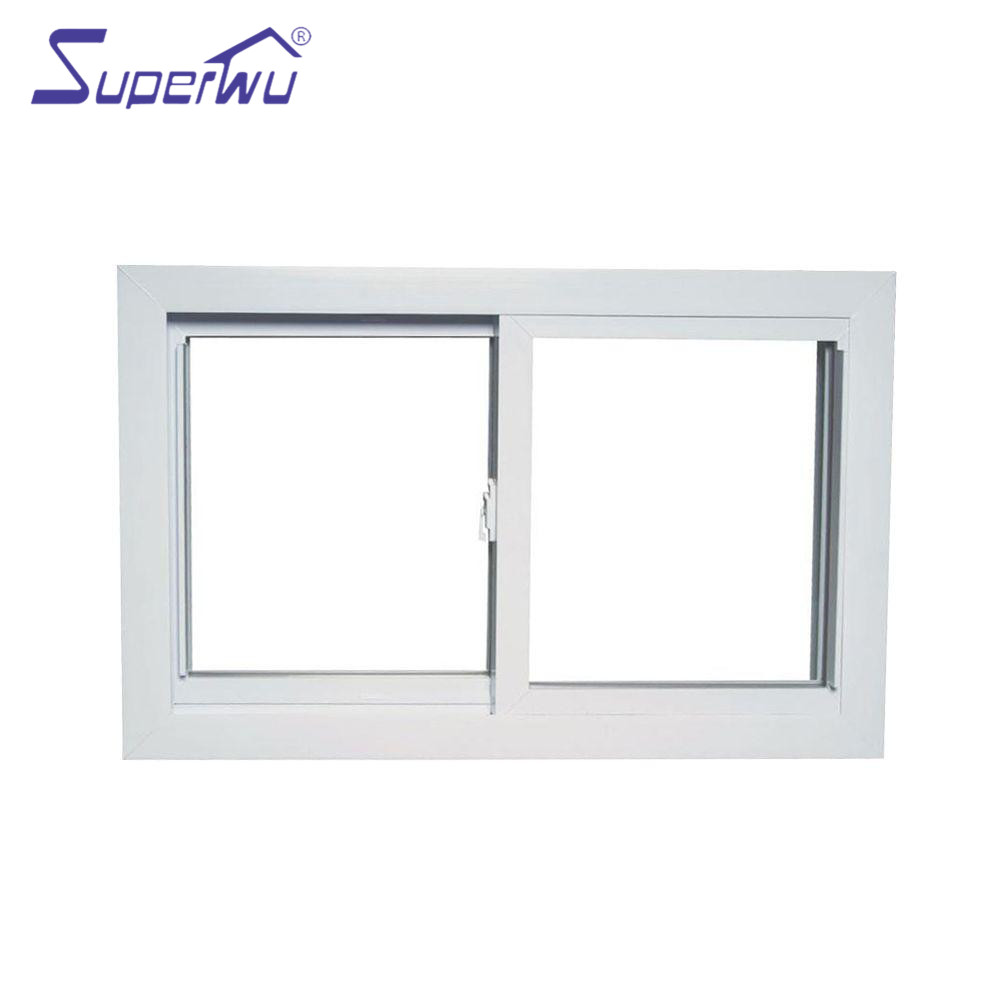 China supplier cheap price small pvc sliding windows