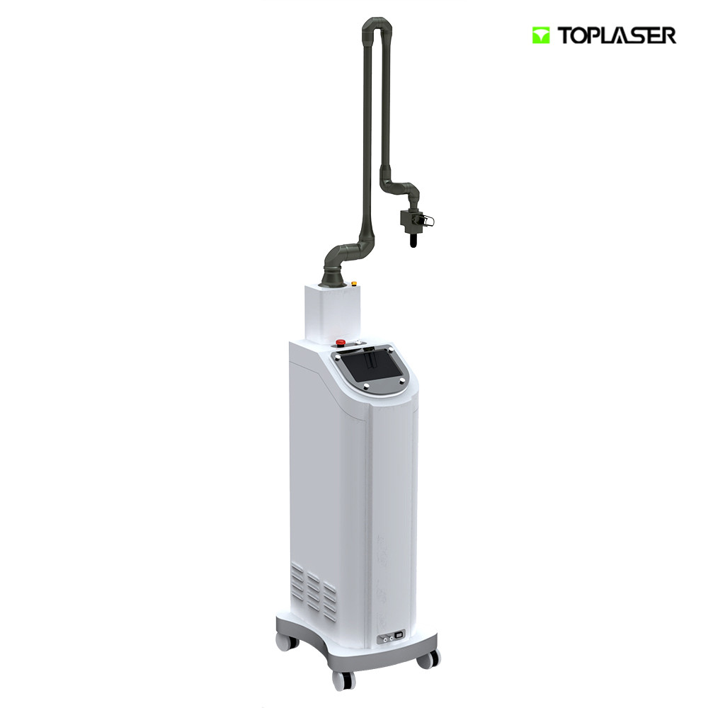 2017 New Arrival Toplaser CO2 Fractional Laser For Skin Rejuvenation Beauty Salon Equipment