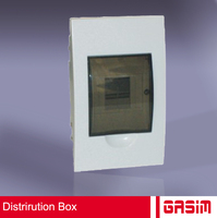 water proof plastic distribution box