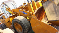 used nice wheel Loader original Japan kawasaki 90Z 70z 80z 85z 90 90z 95z strong reliability