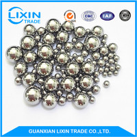 AISI 52100 Solid Steel Sphere Bearing Steel Ball for Machinery Parts
