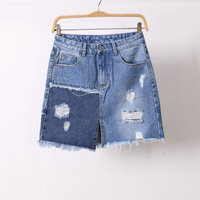 5001 Wholesale New Fashion Jeans Skirts