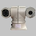 High Speed Rotate Car PTZ Vehicle Police Camera