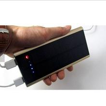 New product 2016 ultrathin for sony solar charger 6000mah,portable mobile phone solar charger