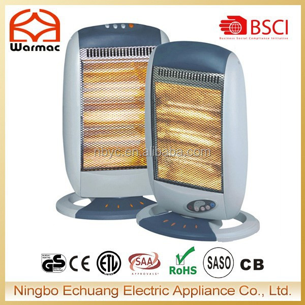 Electric Portable Halogen Infrared Heater