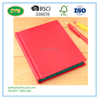 Notebook Stationery Fresh Candy Color Blank