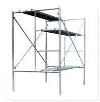 Scaffolding door frame size to choose