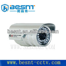 Besnt 700tvl effio-e outdoor surveillance camera 36pcs ir leds 700TVL video CCTV Camera system BS-858GL