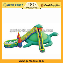 Newest Large Inflatable Slide , Water Slide Adults