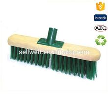 Wood broom floor brush broom