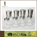 8 in 1cooking salt mill set