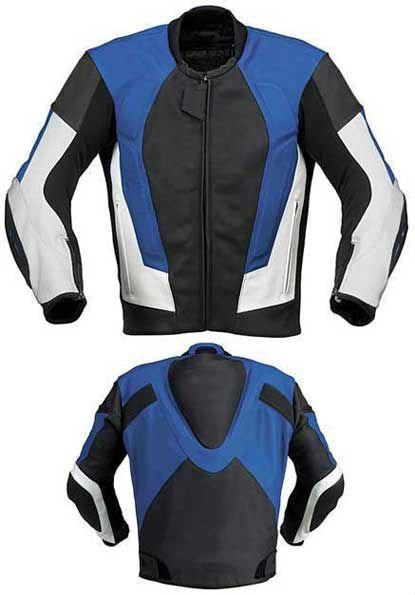LEATEHR MOTERBIKE JACKET