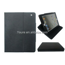 Thick leather Ipad Case standing Book style Cover for Apple iPad Case ipad2 ipad3 ipad4 Accessories