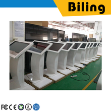Different Models of SH3206AI0 AD Player kiosk design outdoor advertising stands for certificates32Inch Screen