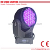 Super bright zoom 19x15W led moving beam light