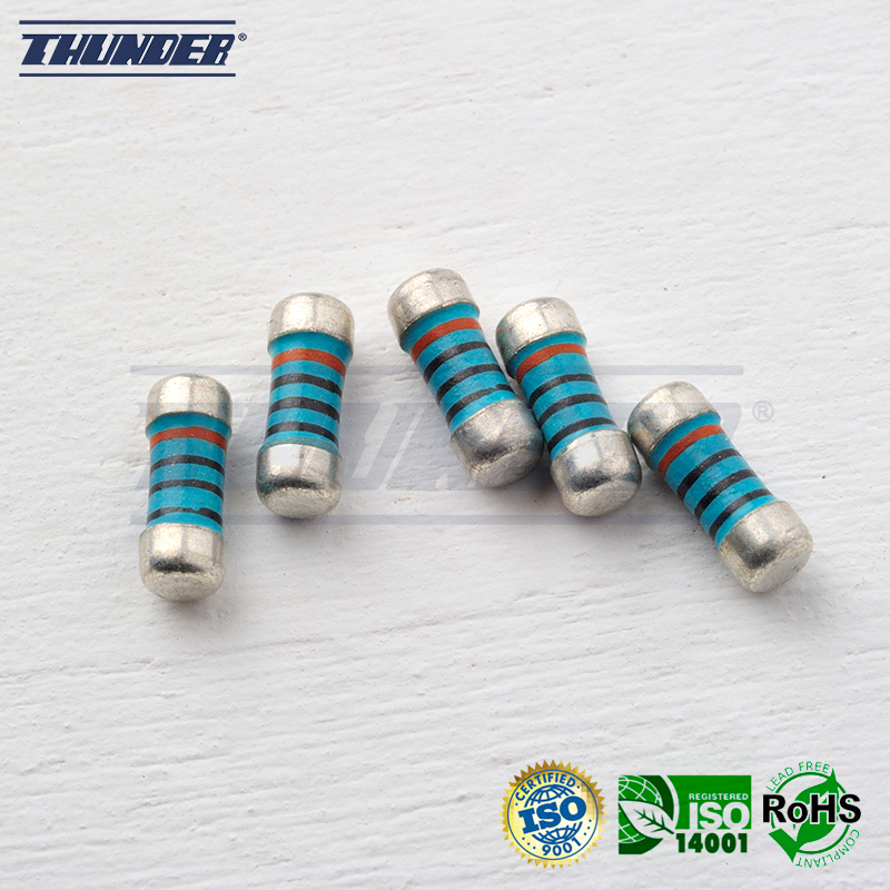 TC3088 Electrical Circuit MELF Power Carbon Film Resistors