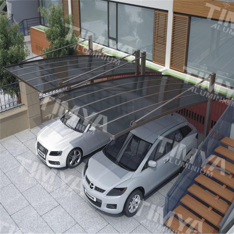 2015 Modern Carport Designs Canopy Roof Buy Aluminium