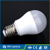 CQC / ISO / CECertification plastic covering aluminum material 5W led light bulb for indoor