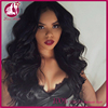 wholesale virgin indian loose wave curly remi full lace wig with baby hair glueless cosplay party wig