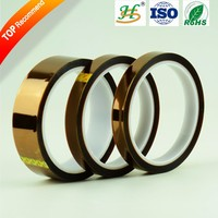 (EXCLUDING FREIGHT) FREE SAMPLE 6mm x 33meter Polyimide Heat Resistant Film Tape