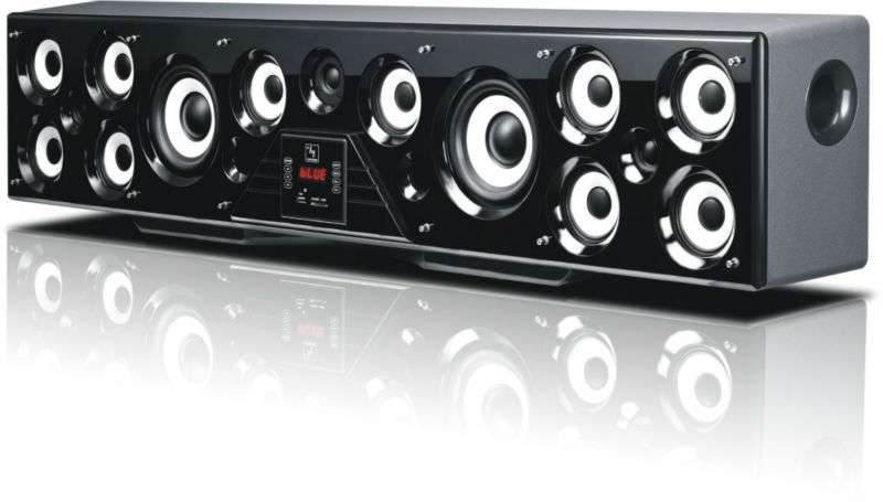 5 1 home theater 3d surround soundbar with bluetooth for Barra surround
