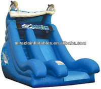 inflatable water slide for commercial rent M4040