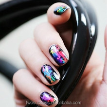 Starry Sky Stars Nail Art Stickers Tips Wraps Nail Art Transfer Foil Nail Art Sticker