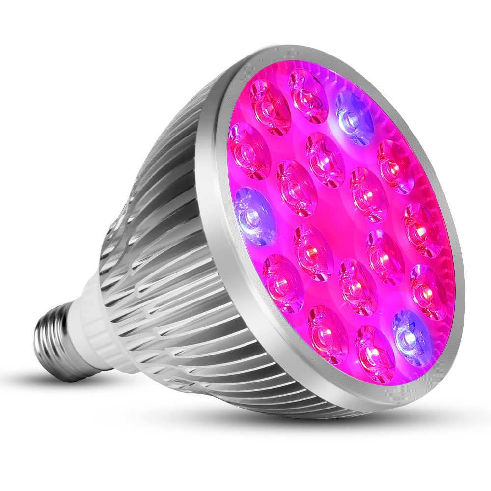 54W 36W LED Grow Light Indoor growing lights Hydroponics growing system For Garden Greenhouse plants Herbs Vegetable Flowers (4)