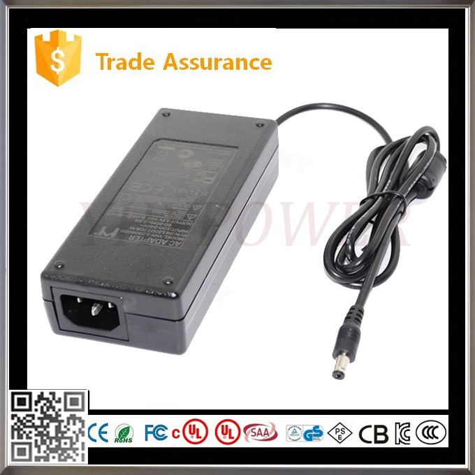 led switching power supply 12v ul class 2 power supply 96w thread adapter 8A